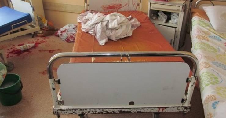 В мозырской больнице посетитель за долги убил ножом пациента, которого ранее избил