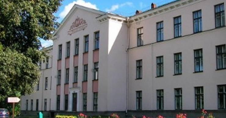 Гродненская областная клиническая больница медицинской реабилитации по ул. Коммунальная, 2 в Гродно
