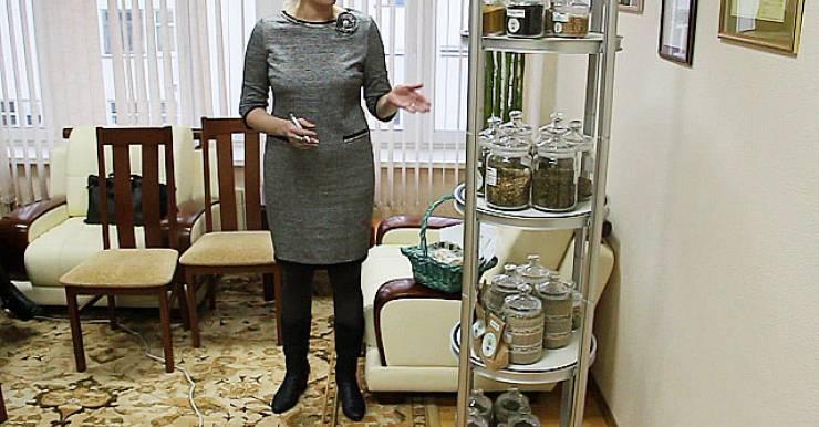 Лариса Болгарина, врач-фитотерапевт