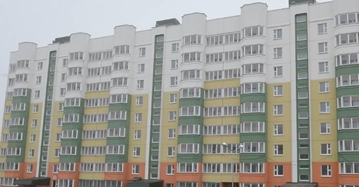 Новое общежитие для медиков построили в Минске на улице Колесникова