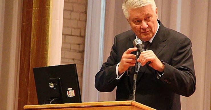 директор РНПЦ онкологии и медицинской радиологии им. Александрова Олег Суконко.