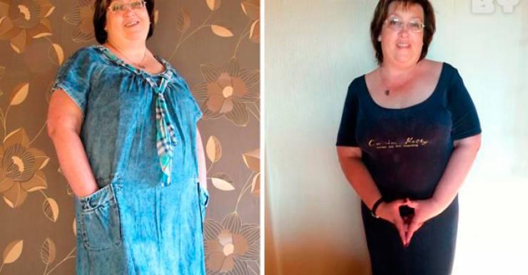 Психолог Елена Барило из Витебска похудела на 15 килограммов