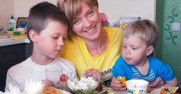 Вегетарианство во время беременности. История 32-летней минчанки Светланы Шатер