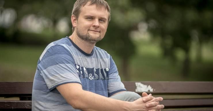 Реаниматолог Андрей Витушко