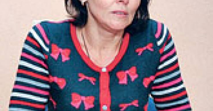 Геронтолог в Минске Воронина Любовь Петровна